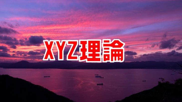 ビジネスにおける性善説性悪説、XYZ理論